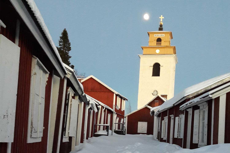 Jokkmokk winter market 2020